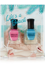 Life's A Beach Nail Polish Set