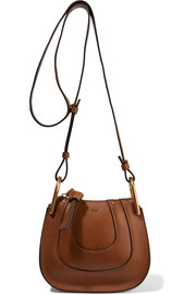 Chloé Hayley nano leather shoulder bag