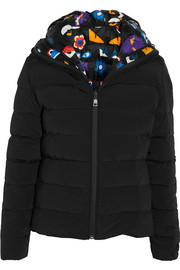 Fendi Wonders reversible shell down jacket