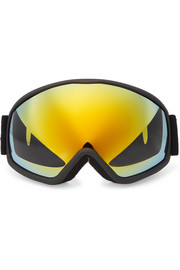 Fendi Mirrored ski goggles