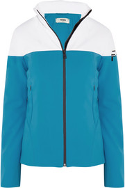 Fendi Two-tone ski jacket