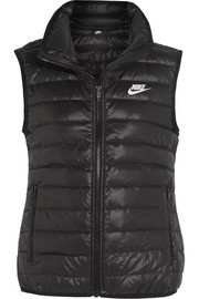 Nike Quilted shell down gilet