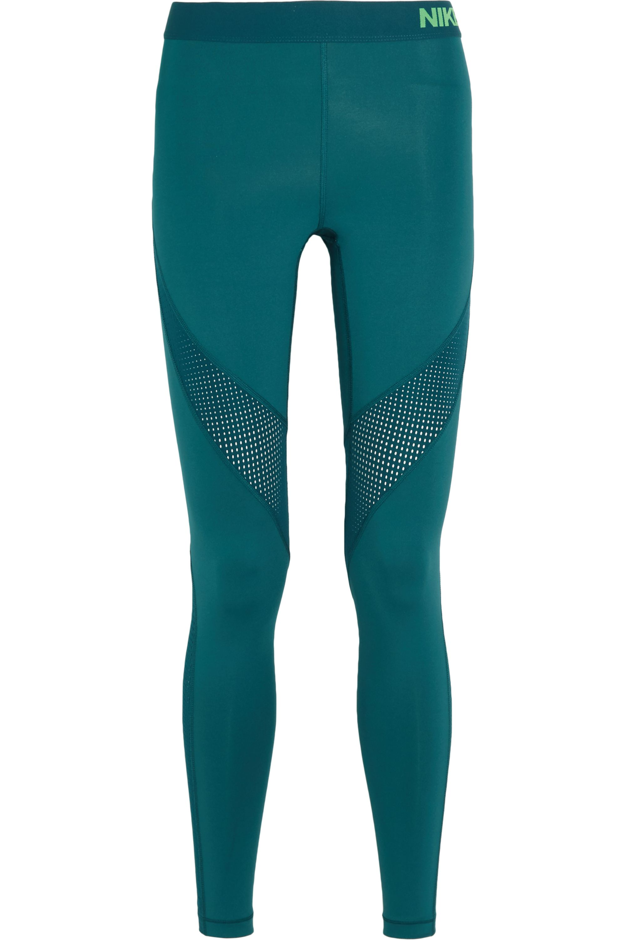 Nike Pro Hypercool stretch-jersey leggings