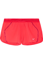Nike Aeroswift mesh-trimmed Dri-FIT stretch-shell shorts