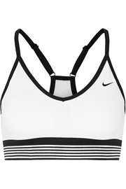 Nike Pro Indy Cool  Dri-FIT stretch-jersey sports bra