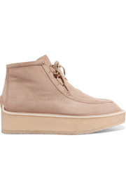 Stella McCartney Brody faux suede desert boots