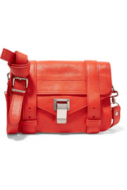 The PS1 mini leather satchel