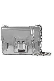 Proenza Schouler Hava mirrored-leather shoulder bag
