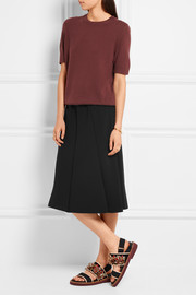 Bottega Veneta Crepe skirt
