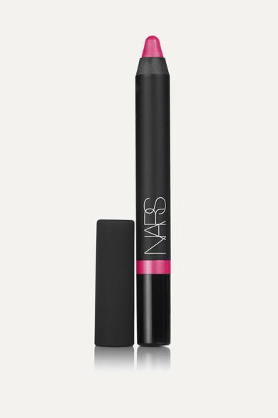 Velvet Gloss Lip Pencil - Mexican Rose in Fuchsia