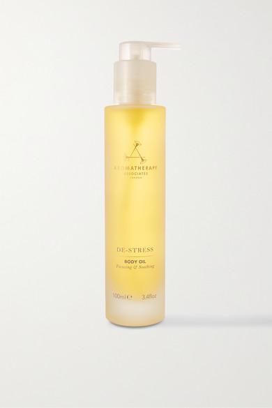 De-Stress Body Oil, 100ml
