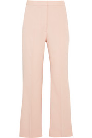 Eden silk wide-leg pants