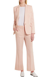 Stella McCartney Eden silk wide-leg pants