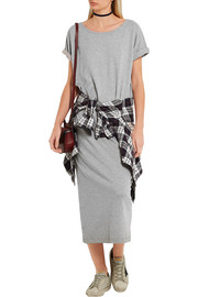 Bronn cotton-jersey maxi dress