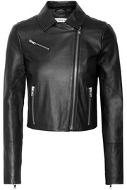 Elizabeth and James Gigi leather biker jacket