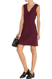 Elizabeth and James Charlie stretch-cady mini dress