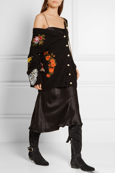 0f8fa4e92 Gucci | Dionysus suede over-the-knee boots | NET-A-PORTER.COM