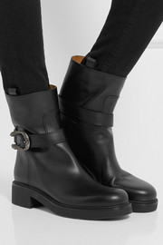 Gucci Dionysus leather boots
