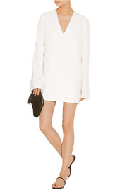 Dion Lee Cape-effect stretch-crepe mini dress