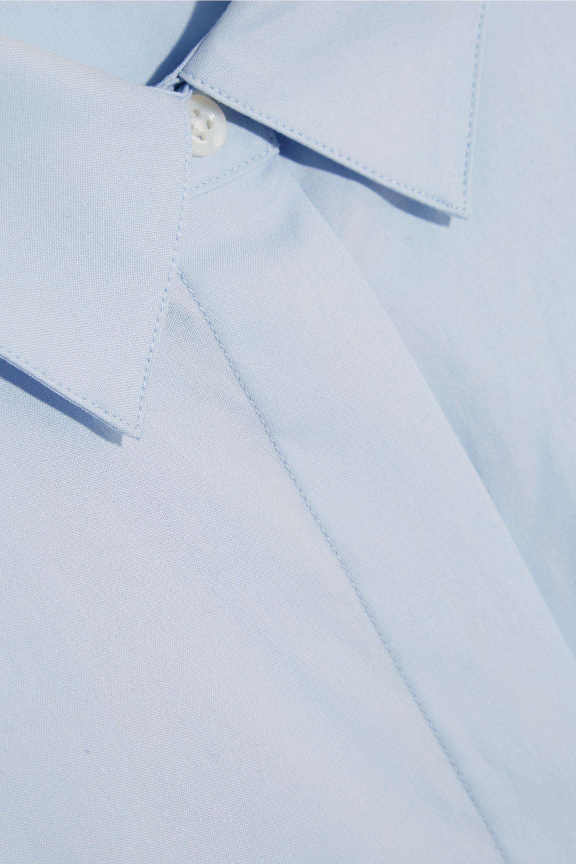 3.1 Phillip Lim Paneled cotton shirt