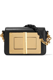 New Natalia mini leather shoulder bag