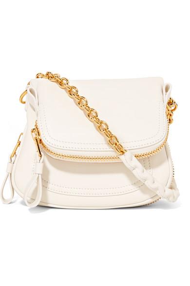 TOM FORD. Jennifer mini leather shoulder bag 3870b4404764e