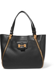 Sedgewick medium textured-leather tote