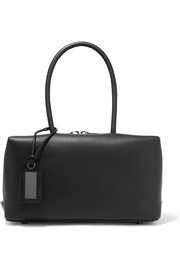 Samantha small leather tote