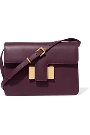 Sienna medium leather shoulder bag
