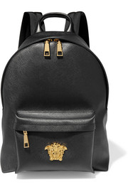 Versace Palazzo brushed-PVC backpack