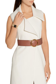 Stella McCartney Faux leather waist belt