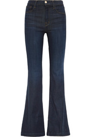 Maria high-rise flared jeans