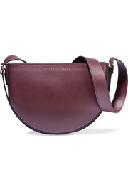 Baby Half Moon leather shoulder bag