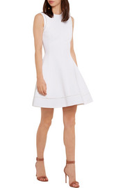 Victoria Beckham Ajoure stretch-cady mini dress