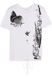 Balliol printed cotton-jersey T-shirt