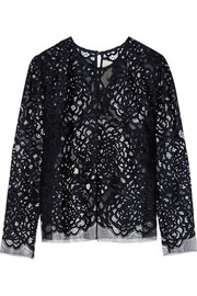 Michelle Mason Lace top