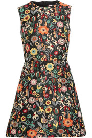 REDValentino Jacquard mini dress