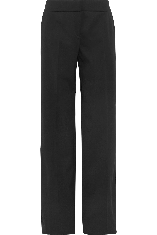 TOM FORD Stretch-wool gabardine wide-leg pants