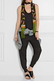 Stella McCartney Wool-jersey jumpsuit