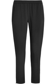Stella McCartney Tamara stretch-crepe tapered pants