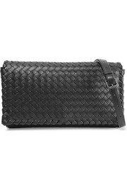Bottega Veneta Convertible intrecciato leather shoulder bag