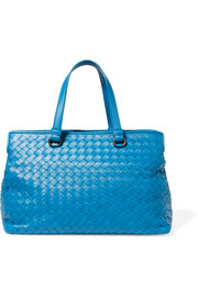 Bottega Veneta Medium intrecciato leather tote
