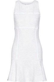 L'Etoile Sport Stretch-lace tennis dress