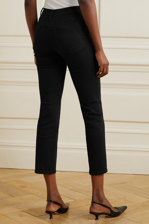 FRAME Le High straight-leg jeans