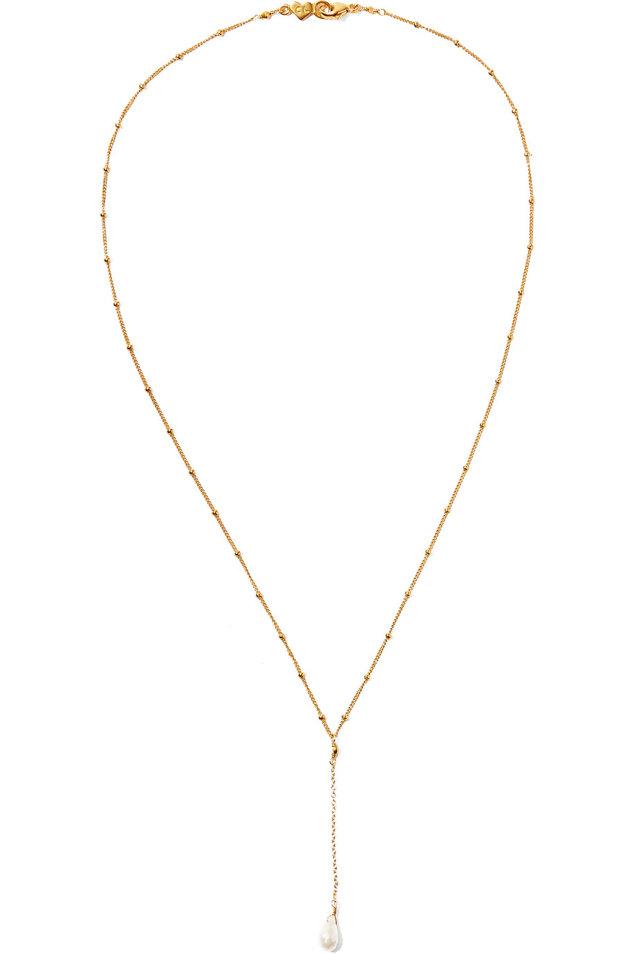 Chan Luu Gold-Plated Silverite Necklace, Women's