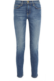 Current/Elliott The Mamacita mid-rise slim-leg jeans
