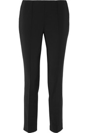 Jason Wu Stretch cotton-blend tapered pants