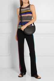 Missoni Striped wool straight-leg pants