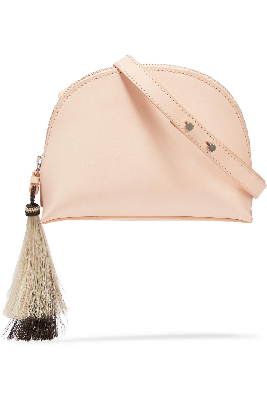 Loeffler Randall Tasseled leather shoulder bag