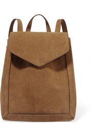Loeffler Randall Suede backpack